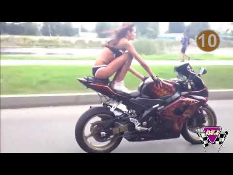 Όταν τα κορίτσια κλέβουν την παράσταση και στους Riders, Stunt Girl crazy ride.